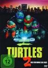 Turtles 2 - Das Geheimnis des Ooze (1991) DVD TMNT