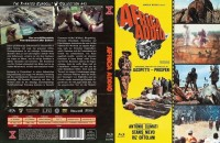 Africa Addio - 111 Edition Mediabook Cover C Blu ray