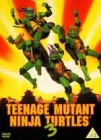 Teenage Mutant Ninja Turtles 3 DVD (1992) UK Import Dt.Ton