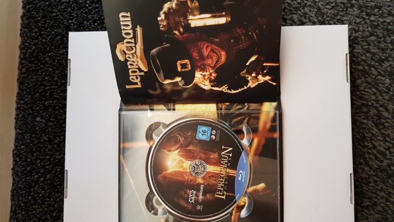 Leprechaun 2 Mediabook