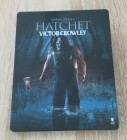 Hatchet-Victor Crowley Blu ray Steelbook