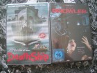 DIE FORKE DES TODES DVD + DEATH SHIP UNCUT DVD NEU OVP