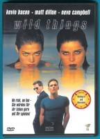 Wild Things DVD Matt Dillon, Neve Campbell fast NEUWERTIG