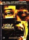 Wolf Creek (uncut) kleineBuchbox - DVD