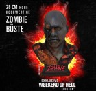 Zombie Büste (Weekend of Hell Edition)
