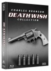 Death Wish 1-5 - Mediabook (5x Blu Ray) NEU/OVP