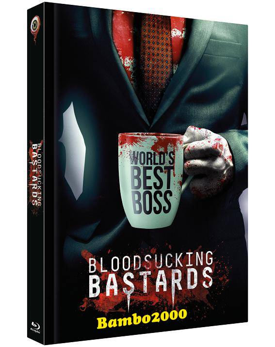 *BLOODSUCKING BASTARDS *UNCUT* COVER A *MEDIABOOK* NEU/OVP