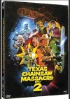 TEXAS CHAINSAW MASSACRE 2 (2Blu-Ray+DVD) (3Discs) Mediabook
