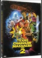 TEXAS CHAINSAW MASSACRE 2 (2Blu-Ray+DVD) (3Discs) Mediabook