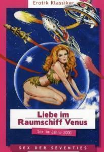 Liebe im Raumschiff Venus -  DVD