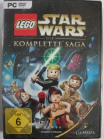 LEGO Star Wars - Die komplette Saga Episode 1 - 6 - Action