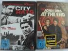 City Rats + John dies at the End - Action Thriller Sammlung