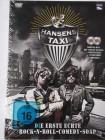 Hansens Taxi – Kiez Klaumak – Hamburg St. Pauli Taxi Ich AG