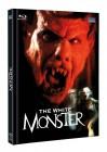 The White Monster - Mediabook A (Blu Ray+DVD) NEU/OVP