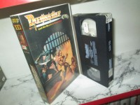 VHS - Deathstalker and the Warriors from Hell - Lightning
