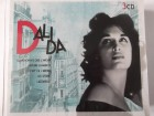 Dalida - 3 CDs - Hits - Ciao Ciao Bambino, Itsi Bitsi Bikini