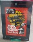 Shaw Brothers Mediabook Zehn Gelbe Fäuste für die Rache C