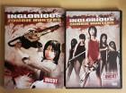 Inglorious Zombie Hunters Uncut DVD Pappschuber+Sammelkarten