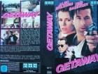 Getaway ... Alec Baldwin, Kim Basinger  ...  VHS  !!