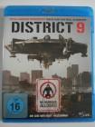 District 9 - Außerirdische in Slum Südafrika - Peter Jackson