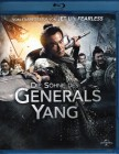 DIE SÖHNE DES GENERALS YANG Blu-ray - Top Asia Action Hit