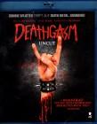 DEATHGASM Blu-ray - Heavy Metal Zombies Horror Fun