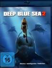 DEEP BLUE SEA 2 Blu-ray - Hai Horror Thriller - Der Neue!