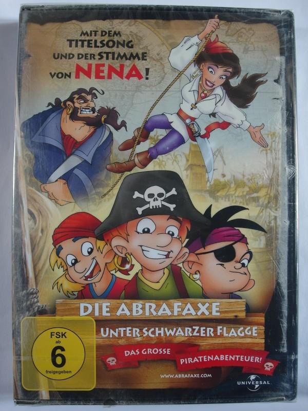Die Abrafaxe unter schwarzer Flagge - Piraten, DDR, Nena