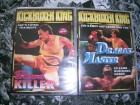 DRAGON MASTER WMM DVD + BLOOD KILLER WMM DVD NEU OVP