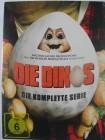 Die Dinos - Komplette Serie - 65 Episoden Dinosaurier Comedy