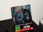 The First Avenger: Civil War - 3D - Steelbook Edition