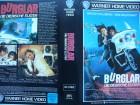 Burglar - Die diebische Elster ... Whoopi Goldberg ...  VHS