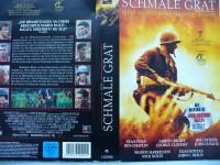 Der schmale Grat ... Sean Penn, George Clooney ... VHS