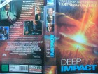 Deep Impact ... Robert Duvall, Elijah Wood ...  VHS !!