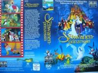 Die Schwanenprinzessin  ... VHS ...  OVP !!!