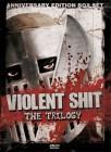 Violent Shit -Trilogie im Schuber- Uncut- DVD  (X)