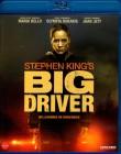 BIG DRIVER Blu-ray Stephen King Mystery Thriller Maria Bello