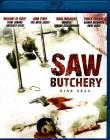 SAW BUTCHERY Blu-ray NINE DEAD Top Mystery Horror