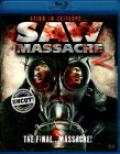 SAW MASSACRE 2 Blu-ray FINAL Nächste Stunde Rache TOP!