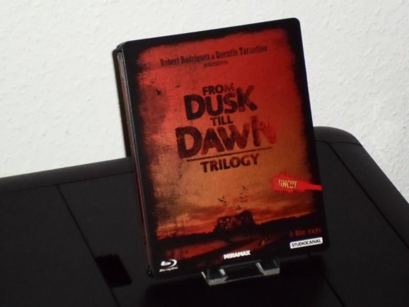 From Dusk Till Dawn - Trilogy - Steelbook