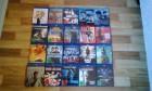 Blu Ray und DVD Sammlung 53 Blu Rays und 12 Dvds