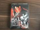 Takashi Miike - FULL METAL YAKUZA DVD, guter Zustand