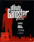 SCARFACE + PUBLIC ENEMIES + AMERICAN GANGSTER + CASINO 4x BD