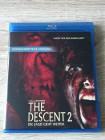 THE DESCENT 2 (DIE JAGD GEHT WEITER) BLURAY - UNCUT