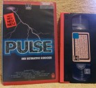 PULSE Der ultimative Schocker RCA  VHS Uncut. NoDvd! (D44)