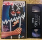 984 Gefangene der Zukunft extrem selten VHS Uncut. NoDvd!