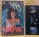 Nightmare Mörderische Träume VHS Uncut
