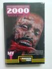 Anthropophagous 2000 DVD Hardbox Cover B Massacre Video OVP