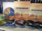 STAR WARS Bluray Box Complete Saga.9 Disc Edition.TOP Zustan