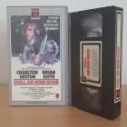 DUELL AM WIND RIVER Charlton Heston - VHS